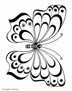butterfly colouring pages for coloring pages