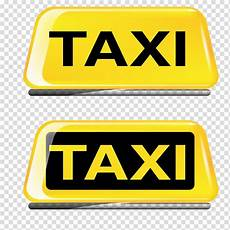 Taxi Yellow Light Clip Library Of Taxi Sign Free Library Png Files Clipart Art 2019