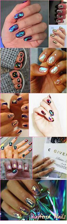unhas quebradas trend alert unhas quebradas nails nails 2016