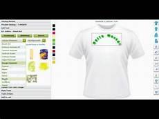 Custom T Shirt Design Software Custom T Shirt Design Software And Application Tool By