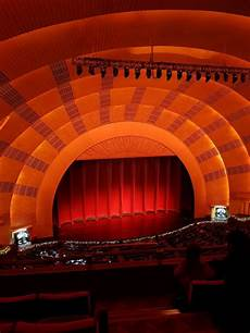 Radio City Theater Seating Chart Radio City Music Hall Interactive Theater Seating Chart