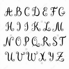 Fancy Lettering Template 9 Fancy Alphabet Letters Free Psd Eps Format Download
