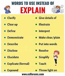 Synonym For Detail Oriented Explain Synonym List Of 18 Synonyms For Explain With