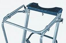 Werkzeugablage Leiter by Mobile Teleskop Plattformleiter Aus Aluminium