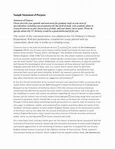 Statement Of Purpose For Grad School Examples 50 Statement Of Purpose Examples Graduate School Mba Phd ᐅ