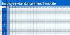 Attendance Sheet In Excel Daily Attendance Sheet Template In Excel Xls Microsoft