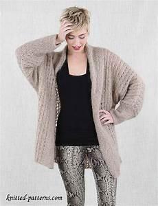free knitting pattern s cosy jacket