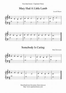 Mary Had A Little Lamb Flute Finger Chart Free Sheet Music Scores Free Basic Piano Sheet Music