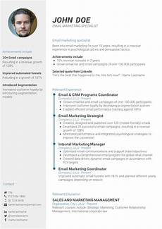 Simple Cv Formats Write A Powerful Cv Summary How To Write A Cv Cv Template