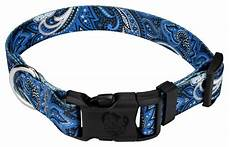Country Brook Design Dog Collars Country Brook Design 174 Deluxe Dog Collar Paisley