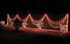 Chain Link Fence Christmas Lights Pin On J4