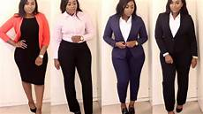 Women Interview Attire Lookbook Interview Outfits Youtube