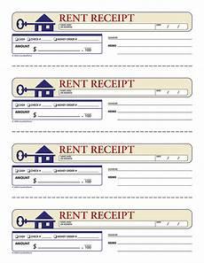 Rent Receipt Form Rent Receipt Ez Landlord Forms