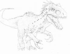 Ausmalbilder Dinosaurier Indoraptor Ausmalbilder Indominus Rex Bilder Zum Ausdrucken