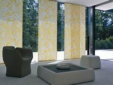 tende separã 111 esempi di tende a pannello moderne per interni