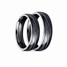 forlovelses og vielsesringe forlovelses vielsesringe i titanium cmr2394m