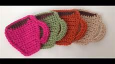 easy crocheted mug coasters tutorial