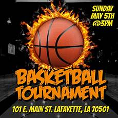 Basketball Tournament Program Template Basketball Tournament Template Postermywall