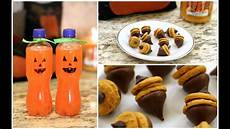 fall treats diy autumn food ideas