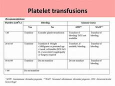 Hemoglobin To Hematocrit Conversion Chart Guideline For Blood Transfusion In Newborn Nnf