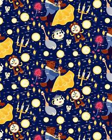 disney pattern iphone wallpaper made a pattern out of my beautyandthebeast
