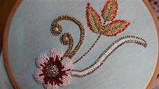 embroidery designs bead embroidery stitch and