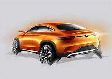 Auto Design Concept Mercedes Benz Concept Coupe Suv Officially Revealed