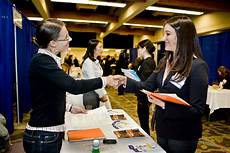What Is A Career Fair Like First Time Attending Career Fair How To Get The Most Out