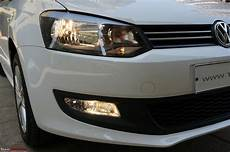 Volkswagen Polo Fog Lights Volkswagen Polo 1 6l Gt Tdi Official Review Team Bhp