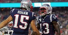 Patriots Wr Depth Chart Resetting Patriots Wide Receiver Depth Chart After Kenny