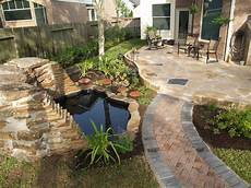 Small Patio Design Small Backyard Landscaping Concept To Add Detail In