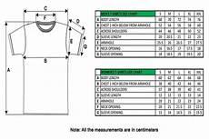 J Crew Mens Shirt Size Chart Step By Step T Shirt Measurement Techniques Fashion2apparel