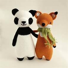 amigurumi crochet panda pattern by crochets