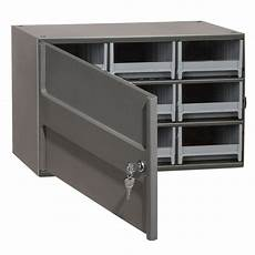 akro mils 9 drawer small parts steel cabinet with locking