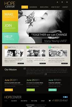 Sample Templates For Website Free Website Template With Typography And Jquery Slider