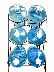 5 gallon water bottle shelf rack holder dispenser stand