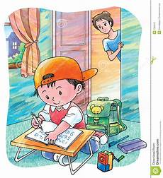 clipart pictures diligent student stock illustration illustration of