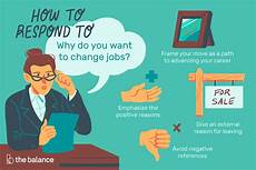 Why Do I Want The Job How To Answer Quot Why Do You Want To Change Jobs Quot