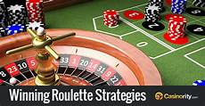 Roulette Strategies 15 Winning Roulette Strategies Casinority Com
