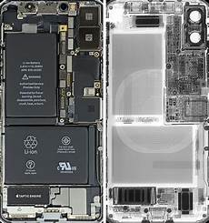 iphone x wallpaper ifixit here is how to make your iphone x look transparent
