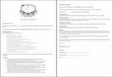Wedding Planner Contract 7 Best Images Of Printable Wedding Planner Contract