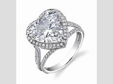 Heart Shaped Engagement Rings For Women