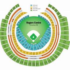Rogers Centre Seating Chart Rogers Centre Tickets Buy Rogers Centre Tickets Online