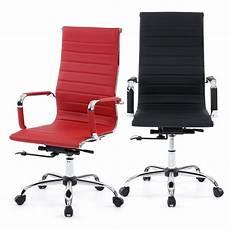 sedie da computer ikayaa ergonomico pu sedia da ufficio in pelle sgabello
