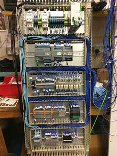 cabinet that i ve been wiring for past few days