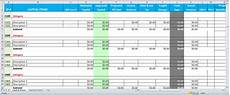Budget Formats Template Business Budget Format Spreadsheet Budget Templates