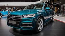 2019 audi phev audi q5 55 tfsi e gets a in hybrid powertrain roadshow