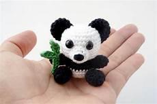 amigurumi crochet panda pattern supergurumi