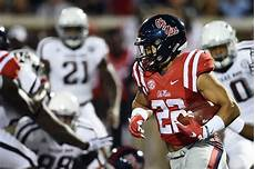 Southern Miss Football Depth Chart 2017 Ole Miss Football Projected 2 Deep Depth Chart For 2017