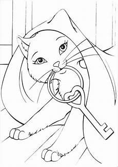 Ausmalbild Prinzessin Katze Ausmalbilder Pferde Und Katzen Ausmalbilder